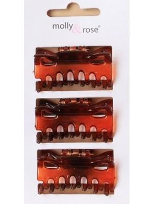 Ladies Basic Clamps - Tort (4cm)