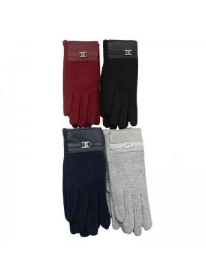 Ladies Gloves Assorted Colours
