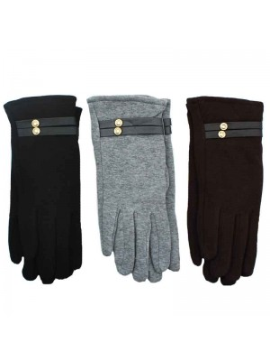 Ladies Gloves - Assorted Colours