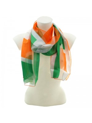 Wholesale Ladies Ireland Design Scarf