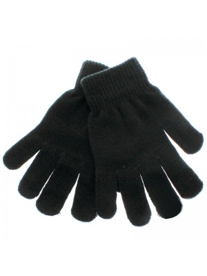 Ladies Magic Thermal Gloves - Black