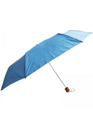 Wholesale Ladies Mini Compact Umbrella With Wooden Handle
