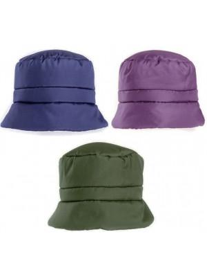 Ladies Padded Bush Hat (57cm) - Assorted Colours