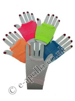 Starter Pack Ladies' Short Fishnet Gloves Assortment