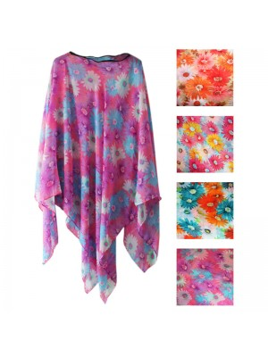 Ladies Floral Printed Kaftans