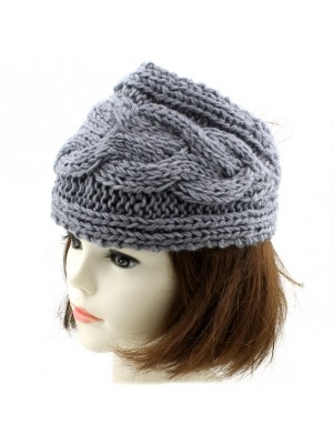 Ladies Knitted Headbands - Assorted Colours