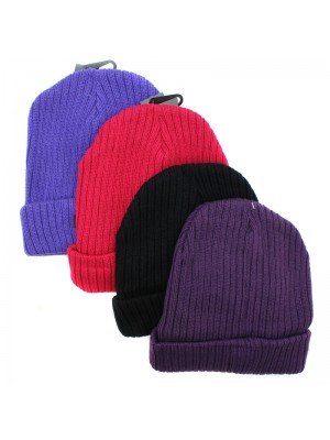 Ladies Rockjock R40 Thermal Insulation Hats - Assorted Colours