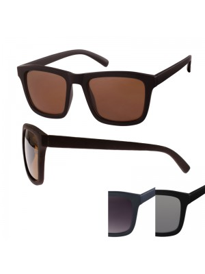 Ladies' Wayfarer Sunglasses (Assorted Lenses & Colours)