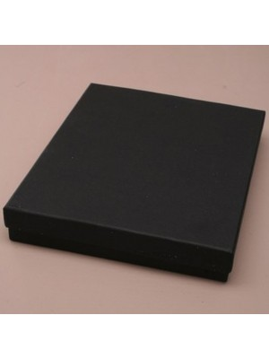 Large Gift Box Black (18cm x 14cm x 2.5cm)