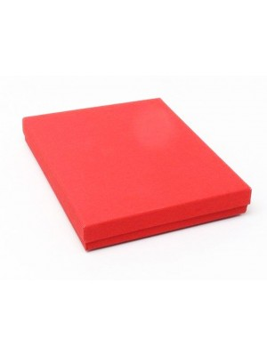 Large Gift Box Red - 18x14x3cm