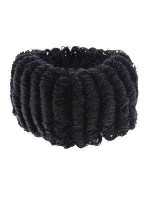 Large Soft Donut Scrunchies - Pack of 2