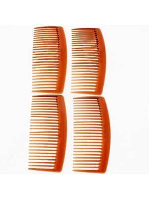 Slide Hair Combs (Brown)