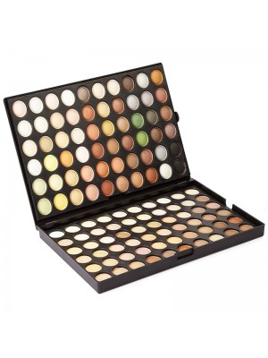 Wholesale Laroc Beginners Collection 120 Colour Eyeshadow Palette - Natural