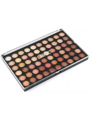 Laroc Beginners Collection 120 Colour Eyeshadow Palette - Natural