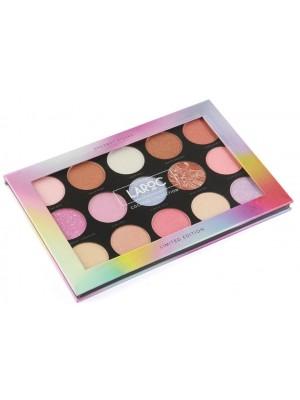 LaRoc Cocktail Collection Make-Up Palette - Sherbet Kisses