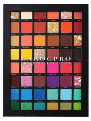 Laroc Pro The Artistry Book Palette