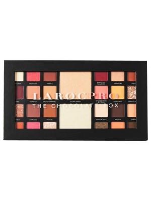Laroc Pro The Chocolate Box Eye Shadow Palette