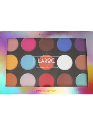 Wholesale Laroc Cocktail Eyeshadow Palette-Fruit Punch-15 x 1.8g