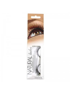 Technic Natural Lashes - 12 Pieces