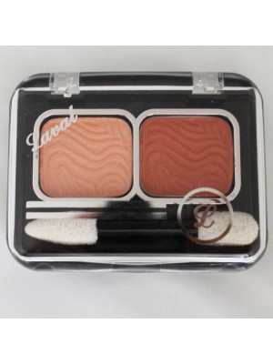 Laval Mixed Doubles Eyeshadow (Peach Mist)