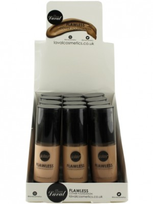 Wholesale Laval Flawless Cover Foundation