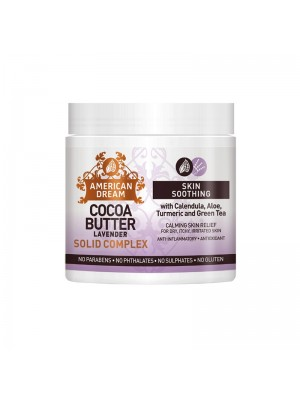 Wholesale American Dream Cocoa Butter Skin Soothing Solid Complex - Lavender (2 oz)