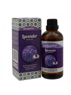 Sta-Sof-Fro Lavender Hair Oil- 100 ml