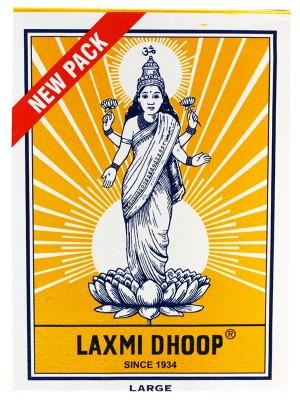 Wholesale Laxmi Dhoop Incense Sticks - Large (Box of 12 Packs)