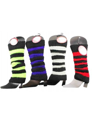 Wholesale Wool Leg Warmers In Assorted Colours