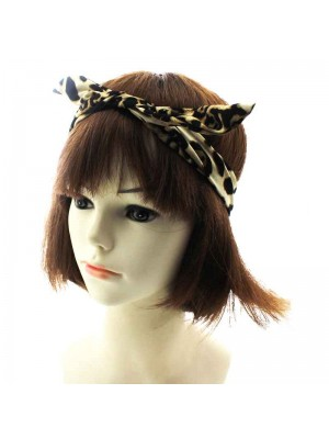 Printed Wire Headband