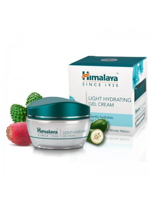 Himalaya Light Hydrating Gel Cream- 50g