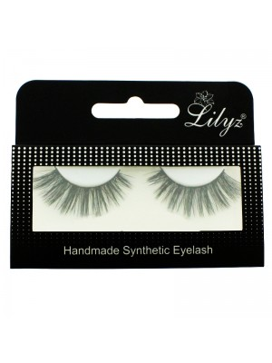 Lilyz Handmade Synthetic Eyelashes - 02 Mink