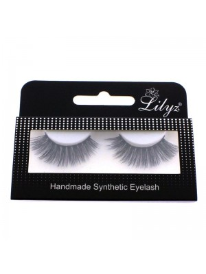 Lilyz Handmade Synthetic Eyelashes - 04 Dramtic