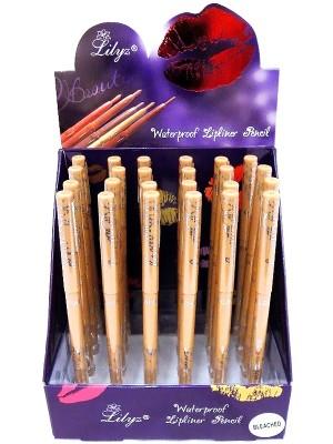 Wholesale Lilyz Waterproof Lipliner Pencil - Bleached