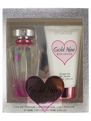 Wholesale Linn Young Ladies Gift Set - Gold Mine