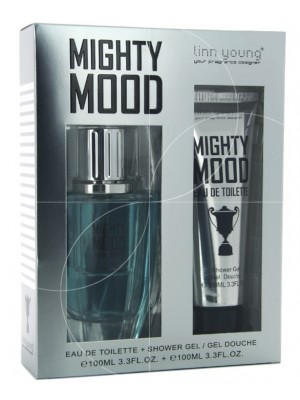 Wholesale Linn Young Men's Gift Set - Mighty Mood