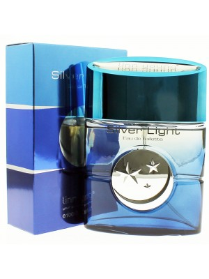 Linn Young Men's Perfume - Silver Light