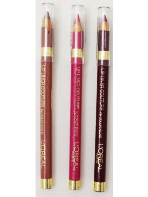 Wholesale L'Oréal Colour Riche Lip Liner - Assorted Shades