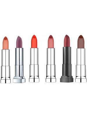 Maybelline Color Sensational Matte/Bold Lipsticks - Assorted Colours