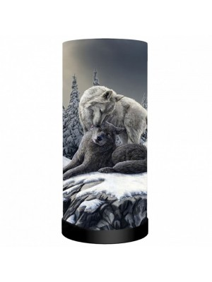 Wholesale Lisa Parker Snow Kisses Round Lamp - 27.5cm