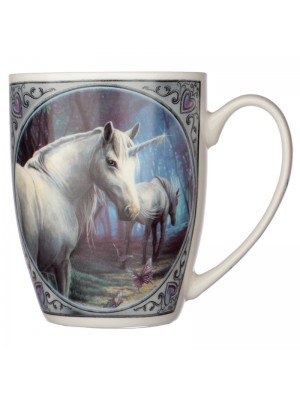 Wholesale Lisa Parker The Journey Home Unicorn New Bone China Mug