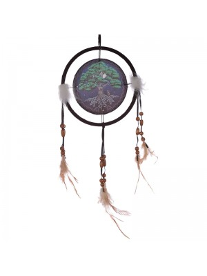 Lisa Parker Tree of Life Dreamcatcher - 16cm