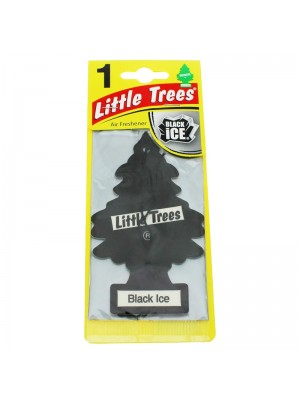 Little Trees Air Fresheners - Black Ice