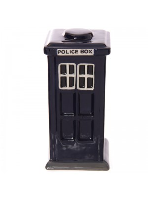 Ceramic Money Box London Police Box