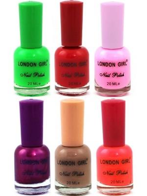 Wholesale London Girl Nail Polish - Assorted Colours