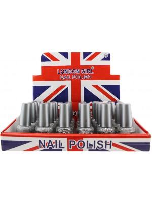 Wholesale London Girl Nail Polish (Tray 9) - Assorted Colours