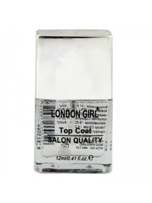 Wholesale London Girl Salon Quality Nail Polish - Top Coat