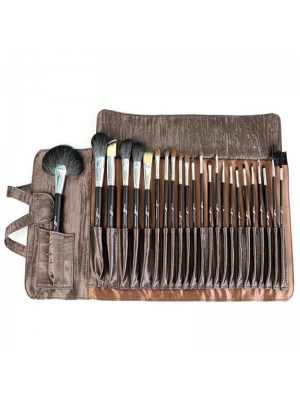 Wholesale London Pride 24 Pieces Velvet Luxurious Brush Set