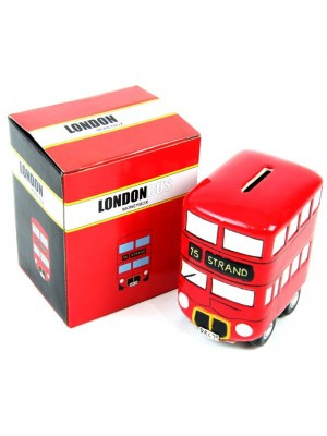 Wholesale London Bus Money Box