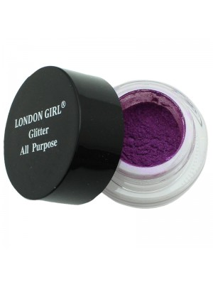 London Girl All Purpose Glitter - 3D Violet